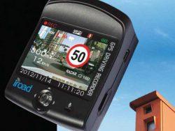 גלאי מכמונות iRoad QUATTRO 4S PRO Full HD כולל מצלמה