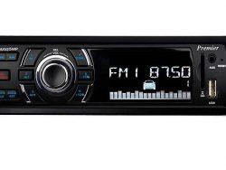 רדיו דיסק לרכב RU535MP ללא דיסק Premier